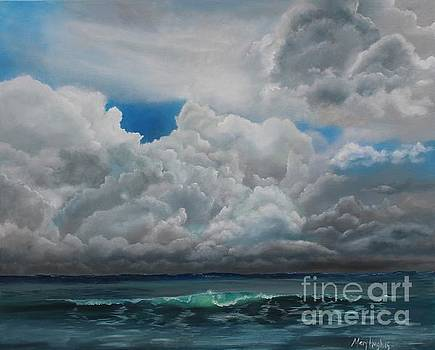 Gathering Storm by Mary Hughes