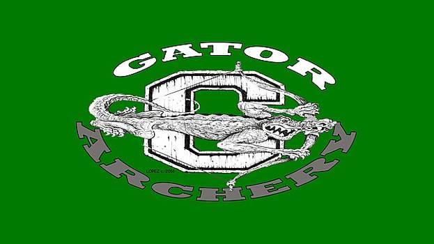 Gator Archery by Julio Lopez