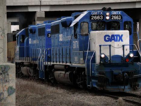 Scott Hovind - GATX Freight Train