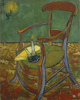 Gauguin's Chair by Van Gogh