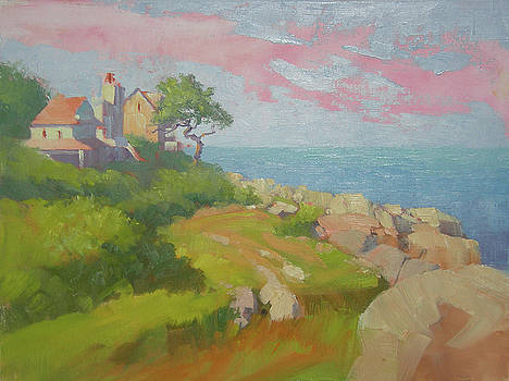 Gayle Levee Seaside Cottages by Gayle Levee