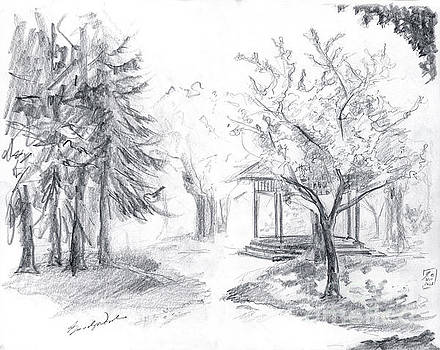 Gazebo by Brandy Woods