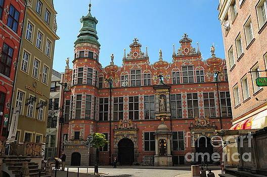 Gdansk Poland History by Adrian Lewandowski