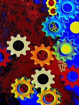 Gears 1 by Cooky Goldblatt