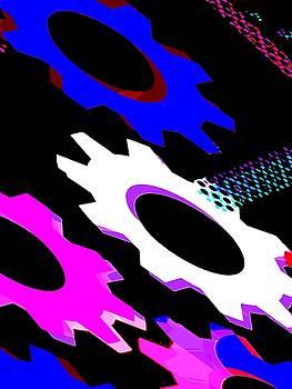 Gears 3 by Cooky Goldblatt