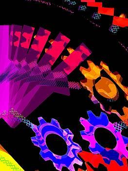 Gears 4 by Cooky Goldblatt