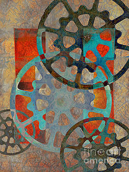 Gears in Motion by Robert Ball