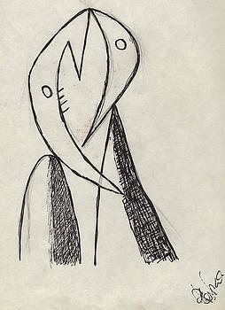 Gef - Picasso by Geoffroy Dextraze