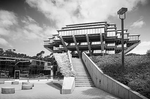 Geisel Library Stairs by William Dunigan