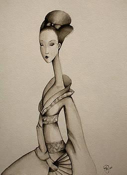 Geisha 2011 by Simona  Mereu