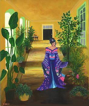Geisha by Bonnie Cook
