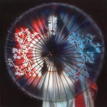 Geisha I by Wayne Pruse