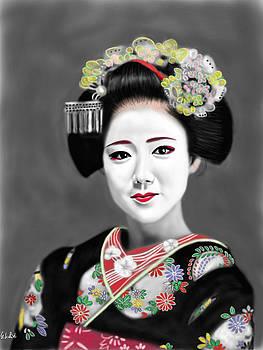 Geisha No.176 by Yoshiyuki Uchida