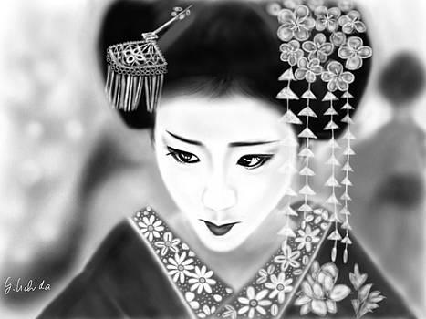 Geisha No.190 by Yoshiyuki Uchida