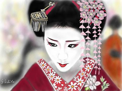 Geisha No.191 by Yoshiyuki Uchida