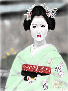 Geisha No.193 by Yoshiyuki Uchida