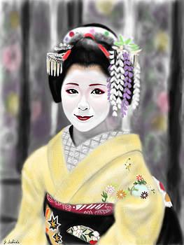 Geisha No.194 by Yoshiyuki Uchida