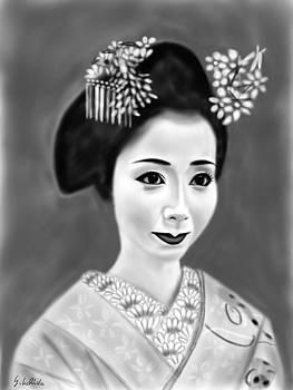 Geisha No.195 by Yoshiyuki Uchida