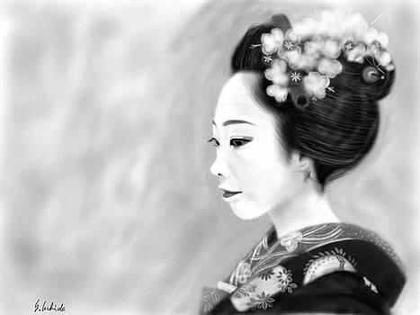 Geisha No.199 by Yoshiyuki Uchida