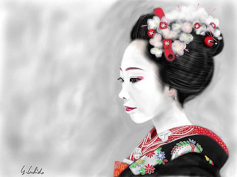 Geisha No.200 by Yoshiyuki Uchida