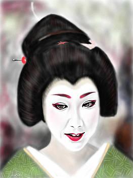 Geisha No.204 by Yoshiyuki Uchida
