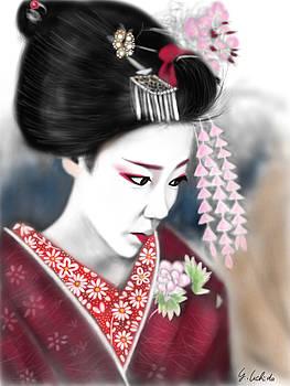 Geisha No.216 by Yoshiyuki Uchida