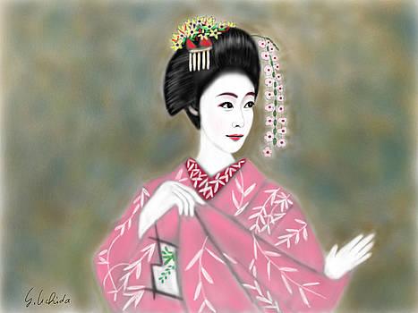 Geisha No.221 by Yoshiyuki Uchida