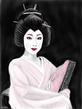 Geisha No.225 by Yoshiyuki Uchida