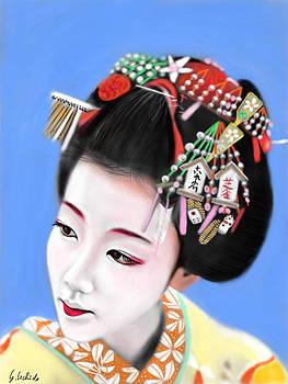 Geisha No.48 by Yoshiyuki Uchida