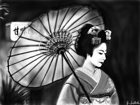Geisha No.65 by Yoshiyuki Uchida