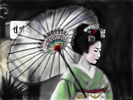 Geisha No.66 by Yoshiyuki Uchida
