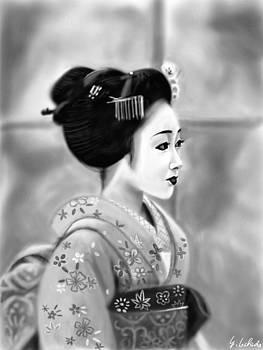 Geisha No.90 revised by Yoshiyuki Uchida