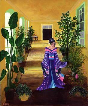 Geisha Sun Room by Bonnie Cook