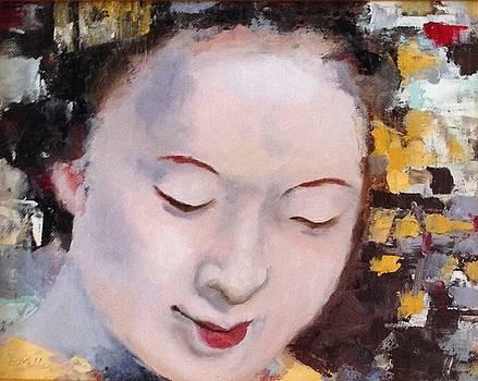 Geisha by Sylvia Miller