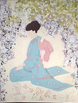 Geisha by Thomas Armstrong
