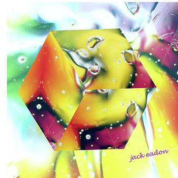 Gel Art #27-2.0 by Jack Eadon