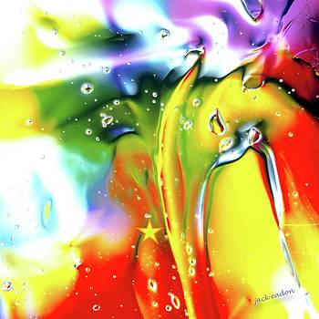 Gel Art #27 by Jack Eadon