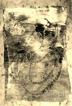 Gelatin print 1b by M Brandl