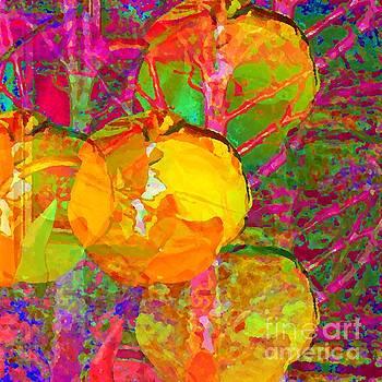 Gelbe Tulpen by Loko Suederdiek