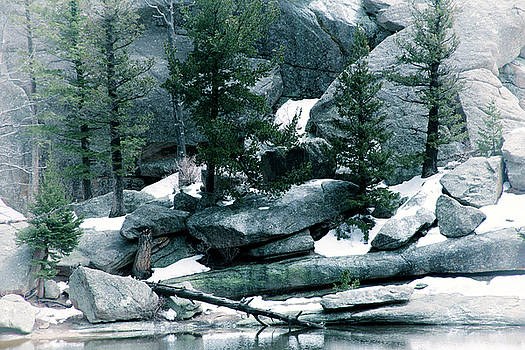 Gem Lake by David Chasey
