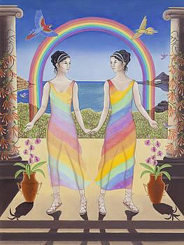Gemini / Iris and Arke by Karen MacKenzie