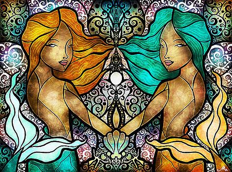 Gemini by Mandie Manzano