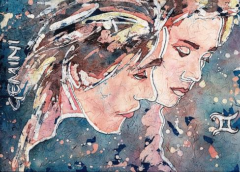 Gemini by Ruth Kamenev