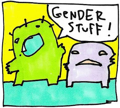 Gender Stuff by Zak Smith