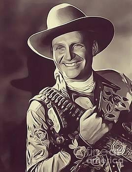John Springfield - Gene Autry, Vintage Actor/Singer