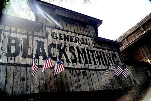 Linda Shafer - General Blacksmithing