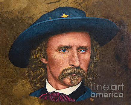 General Custer by Stu Braks