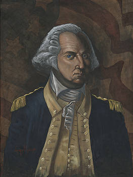 Jeff Brimley - General George Washington