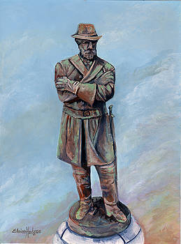 General Robert E. Lee Monument by Elaine Hodges