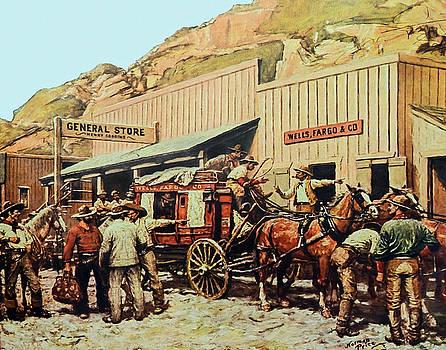 General Store by Susan Leggett